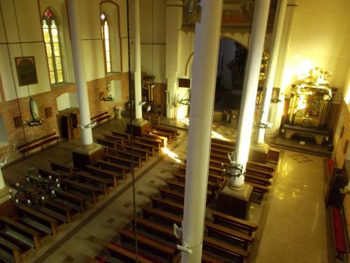 Pasłęk - kościół św. Bartłomieja