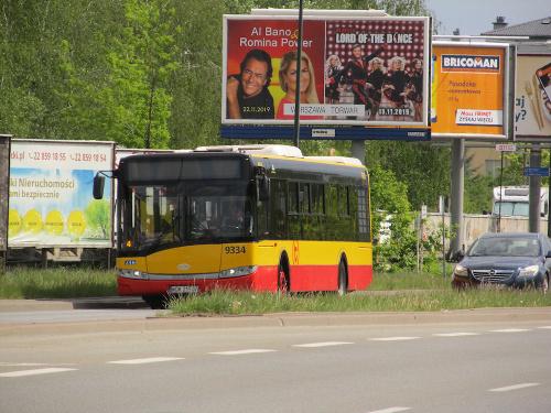 SU12 III. #9334, PKS Grodzisk Mazowiecki