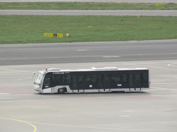 Cobus 3000, #0109, Welcome Warsaw
