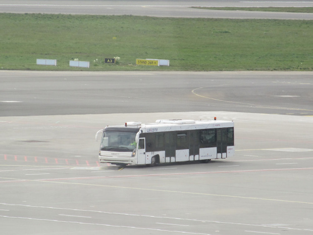 Cobus 3000, #0107, Welcome Warsaw