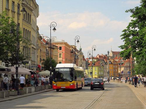 """Scania Citywide LF CNG, #9683, """"Michalczewski"""" sp. o.o / Oddz. Warszawa"""