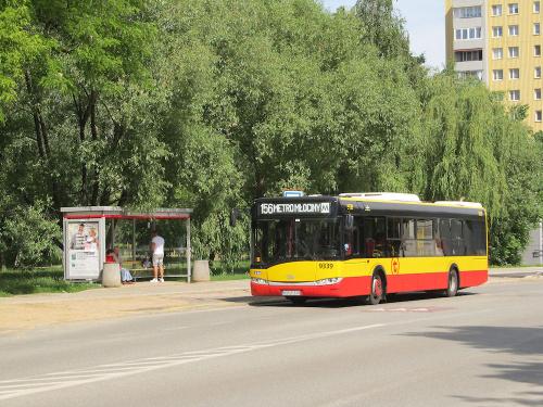 SU12III. #9331, PKS Grodzisk Mazowiecki