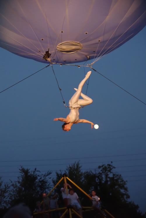Kazimierz Summer Festival. Podniebny taniec na powitanie lata