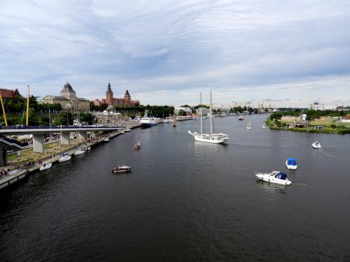 Dni Morza w Szczecinie.