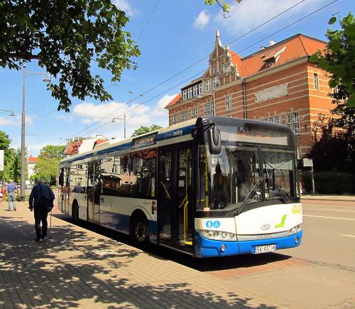 """SU12III, #4045, """"Irex"""" Sosnowiec"""