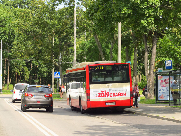 MAN NL283, #2046, GAiT Gdańsk