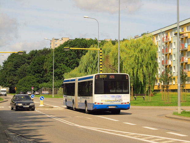 SU18 III, #5257, PKA Gdynia