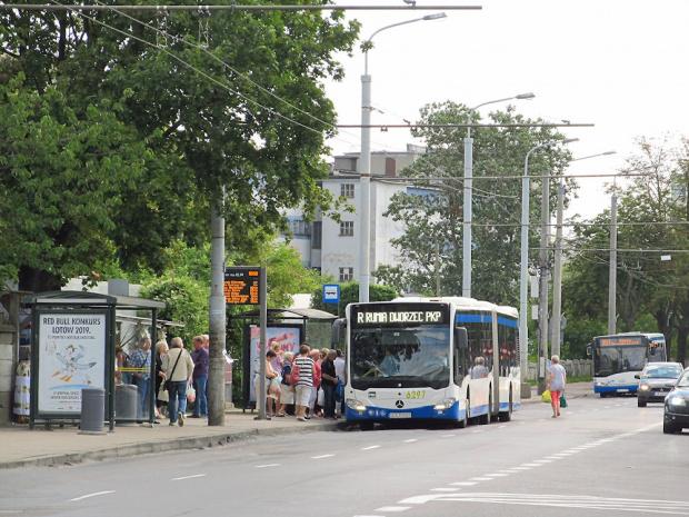 Mercedes-Benz O530G C2, #6297, PKS Gdynia S.A.