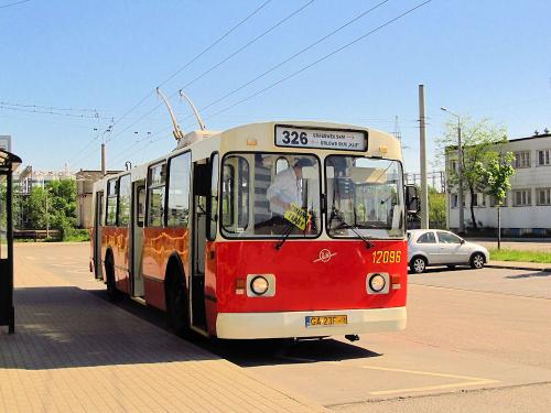 ЗиУ-682В, #12096, PKT Gdynia