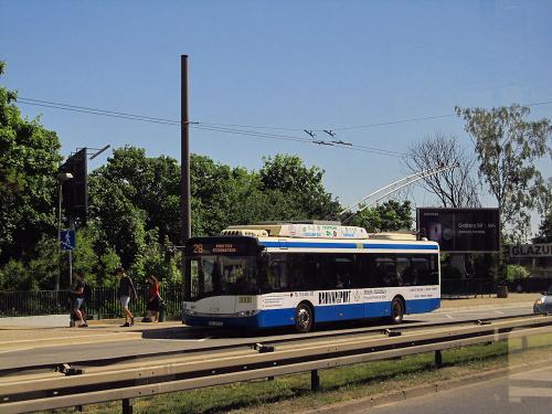 Solaris Trollino 12M, #3008, PKT Gdynia