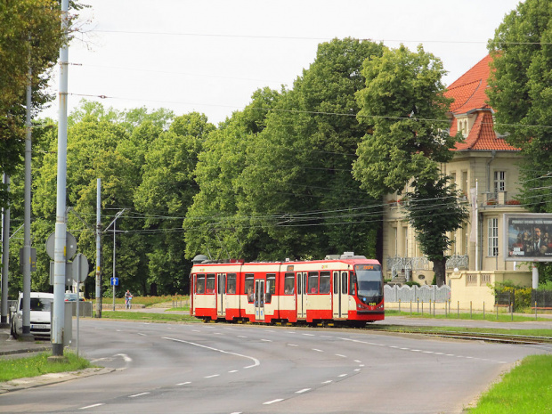 Duewag N8C-NF, #1145, GAiT Gdańsk