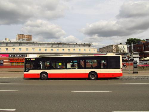 Mercedes-Benz Conecto LF, #2728, GAiT Gdańsk