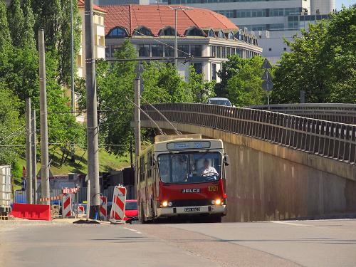 Jelcz 120MT/E, #10121, PKT Gdynia
