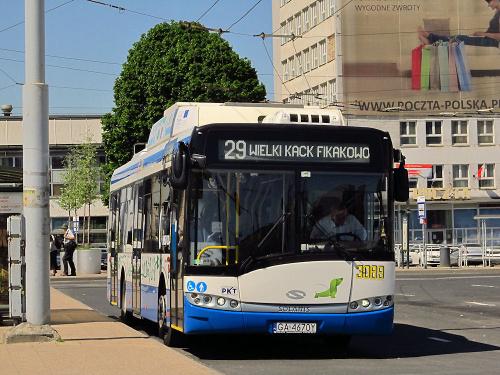 Solaris Trollino 12M, #3089, PKT Gdynia