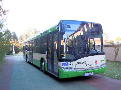 SU12 III, #42, KM Łomianki
