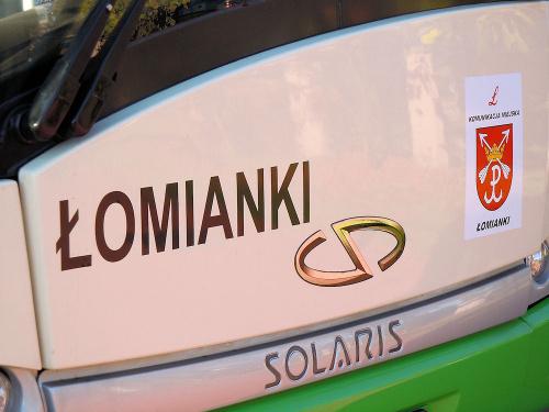 Logo KM Łomianki