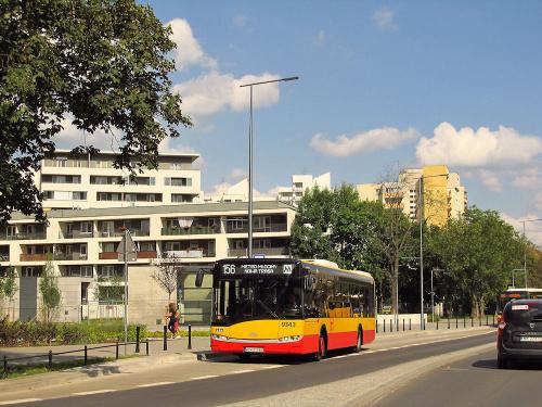 SU12 III, #9343, PKS Grodzisk Mazowiecki