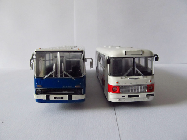 Ikarus 280 & Ikarus 556