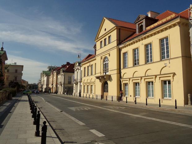 Pałac Szaniawskich, ul. Miodowa