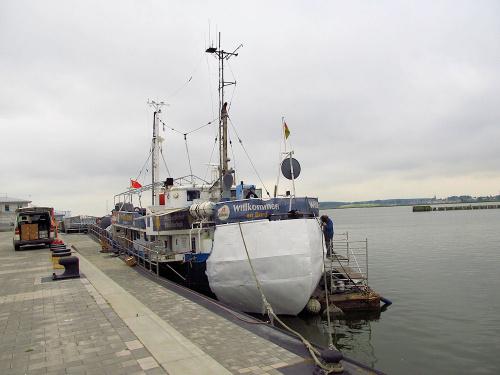 Statek - bar