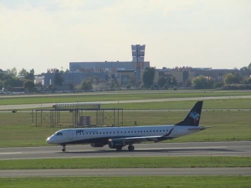 Embraer ERJ-195AR, SP-LNN, PLL LOT