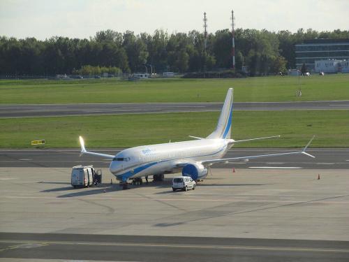 Boeing 737 MAX 8, Enter Air