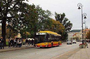 Autobusy - MZA Warszawa