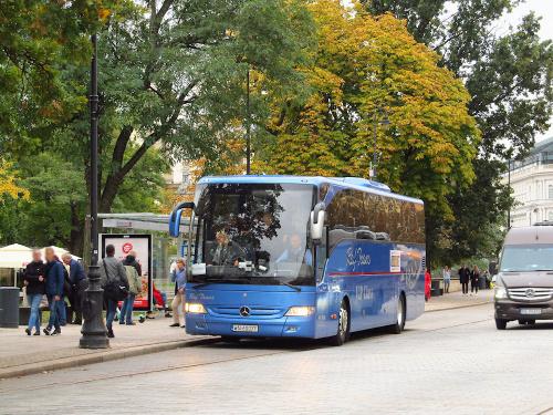 "Mercedes-Benz Tourismo 15RHD, ""Raf-Trans"" Warszawa"