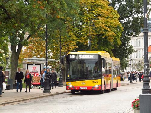 SU18 IV CNG, #9920, Arriva Bus Transport Warszawa