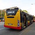 """Scania Citywide LF CNG, #9692, """"Michalczewski"""" sp. o.o / Oddz. Warszawa"""