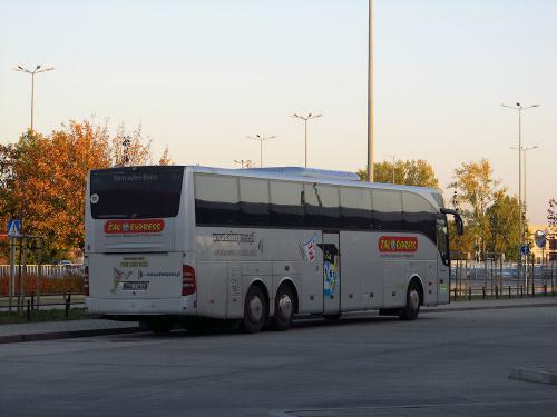 Mercedes-Benz Tourismo 17RHD, Żak Tourist Augustów