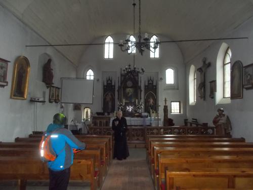 Kmiecin-spotykamy w kościele księdza proboszcza ...