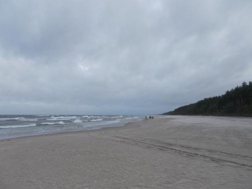 Sztutowo-plaża i morze