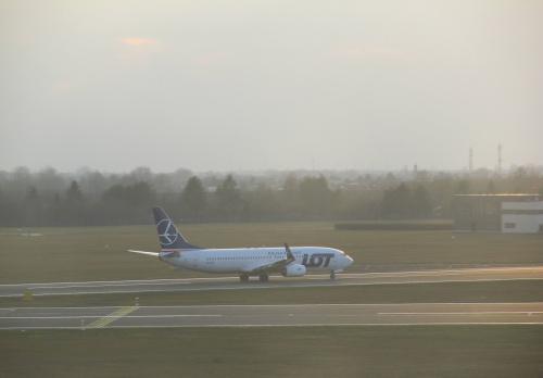 Boeing 737-86N, SP-LWF, PLL LOT