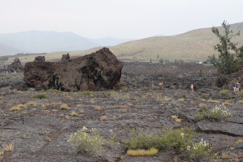 North Crater Flow Trail