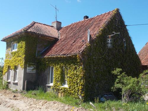 Stylowy domek przy DW 504