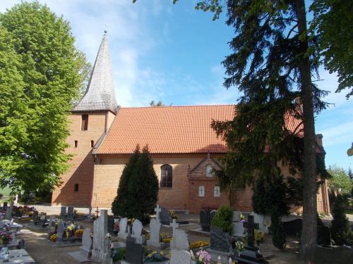 Pogorzała Wieś