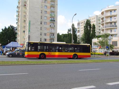 SU12III, #9325, PKS Grodzisk Mazowiecki