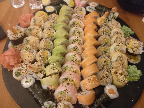 Sushi w Lublinie