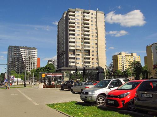 Warszawa - Wola, ul. Płocka