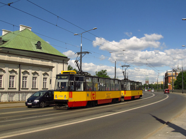 Konstal 105N2k, #2068, Tramwaje Warszawskie