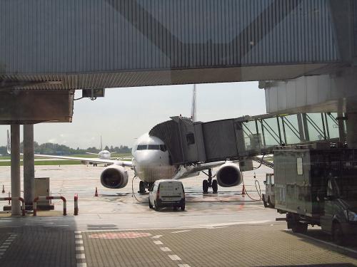Boeing 737-89P, SP-LWA, PLL LOT