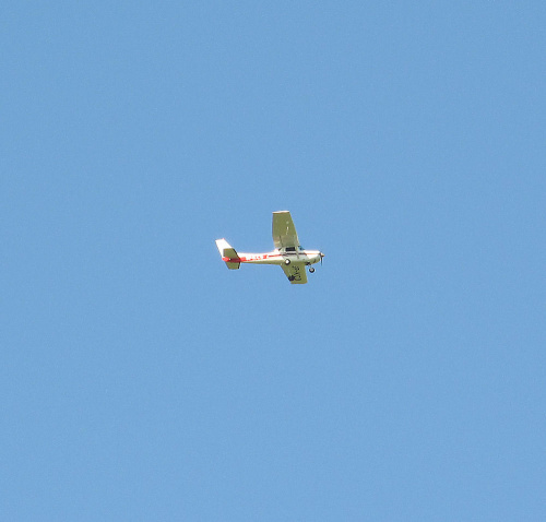 Cessna 152, SP-KCD
