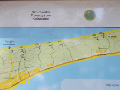 Mapy z ciekawym kilometrażem (widoczne po powiększeniu)