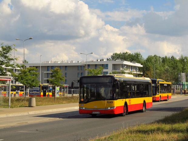 SU12III, #9349, PKS Grodzisk Mazowiecki