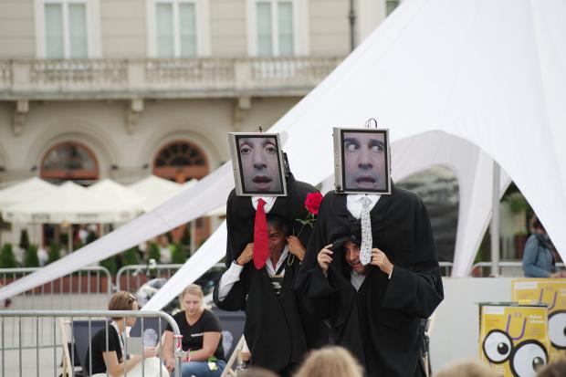 """Festwal Teatrów Ulicznych """"33.Ulica"""""""