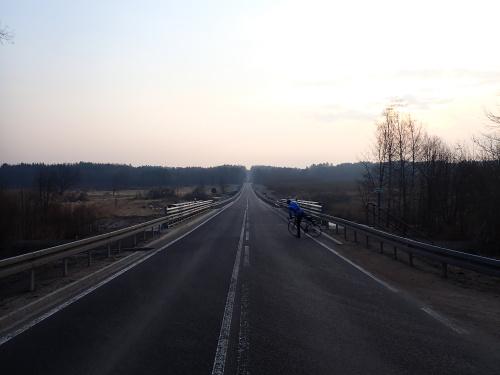 Dolina Baudy za Fromborkiem