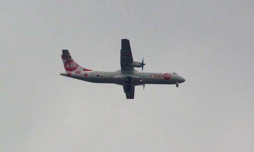 ATR 72, Sprint Air