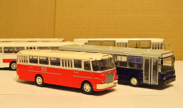 Ikarusy 620 i 415