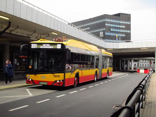 SU18 IV Electric, #5876, MZA Warszawa